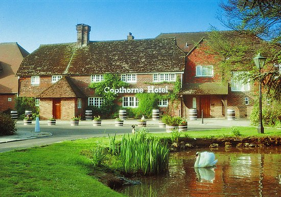 The Copthorne Hotel Gatwick